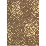 CAP2 Brown-Transitional-Area Rugs Weaver