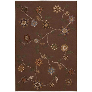 CON05 Brown-Transitional-Area Rugs Weaver