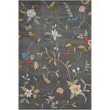 CON12 Slate-Transitional-Area Rugs Weaver