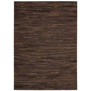 CPEL1 Brown-Casual-Area Rugs Weaver