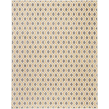 GRF22 White-Modern-Area Rugs Weaver