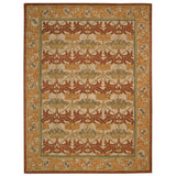 IH86 Beige-Traditional-Area Rugs Weaver