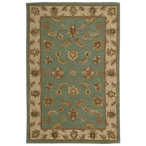 IH90 Green-Traditional-Area Rugs Weaver