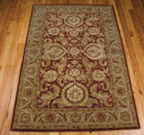 JA24 Brown-Traditional-Area Rugs Weaver
