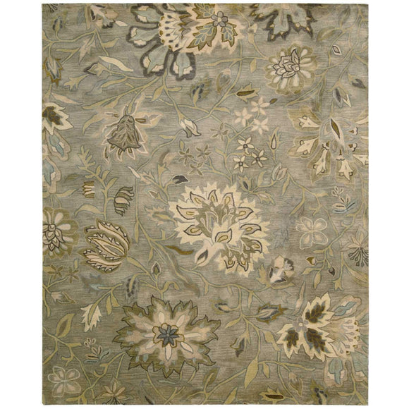 JA41 Silver-Transitional-Area Rugs Weaver
