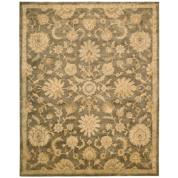 JA53 Brown-Traditional-Area Rugs Weaver
