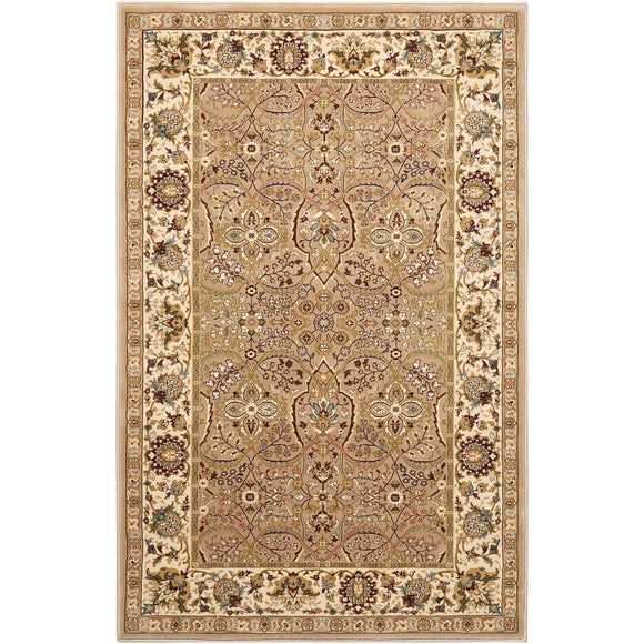 ANT03 Cream-Traditional-Area Rugs Weaver