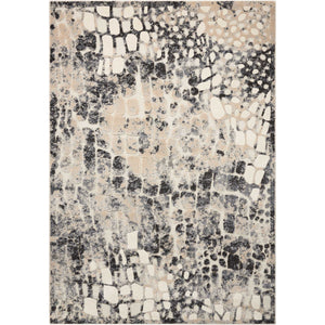MA604 Grey-Modern-Area Rugs Weaver