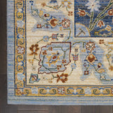 MST03 Blue-Traditional-Area Rugs Weaver