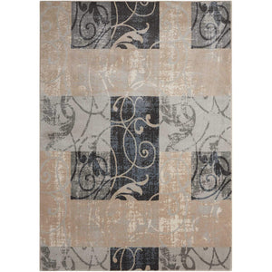 MAE03 Multi-Patchwork-Area Rugs Weaver
