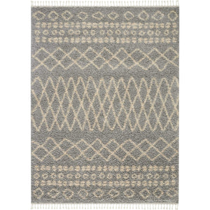 MRS02 Silver-Shag-Area Rugs Weaver