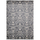 NO101 Grey-Modern-Area Rugs Weaver