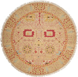 S123 Gold-Traditional-Area Rugs Weaver