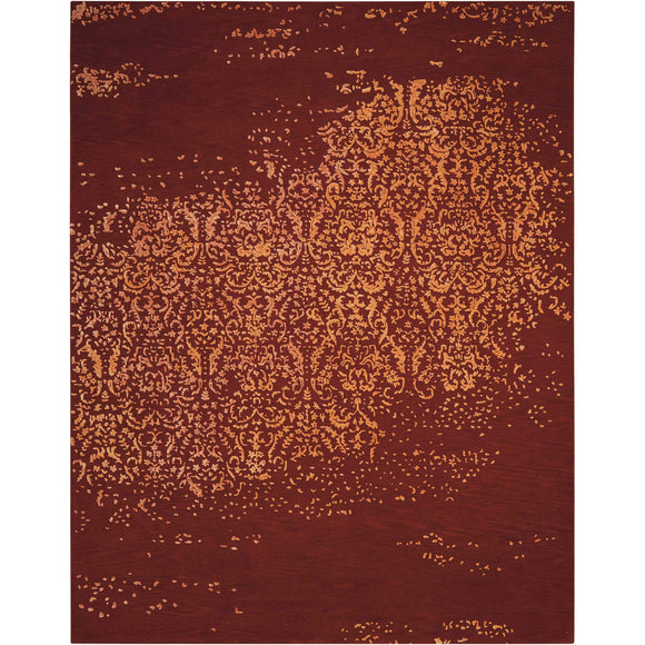 OPA08 Red-Transitional-Area Rugs Weaver