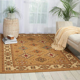 PAR18 Gold-Traditional-Area Rugs Weaver