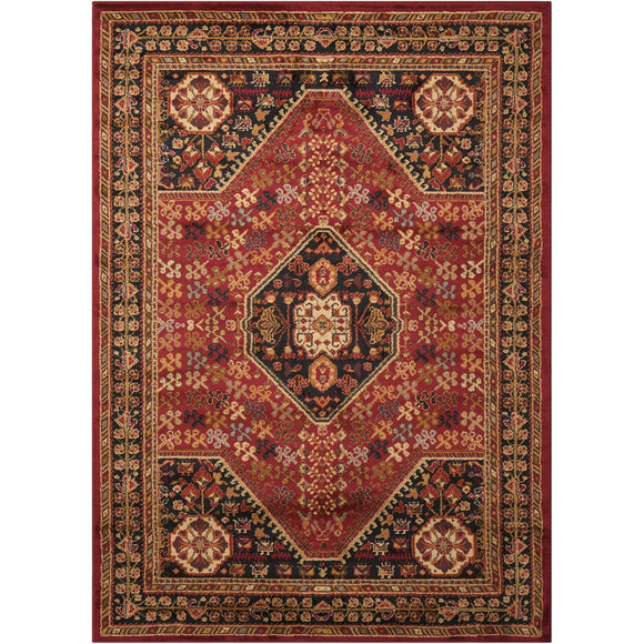 PAR21 Red-Traditional-Area Rugs Weaver
