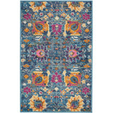 PSN01 Blue-Transitional-Area Rugs Weaver