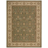 PC001 Green-Traditional-Area Rugs Weaver