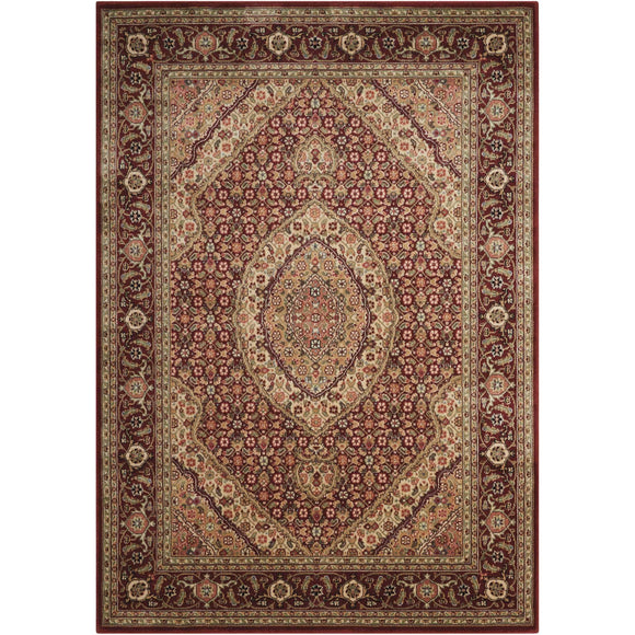 BD03 Brown-Traditional-Area Rugs Weaver