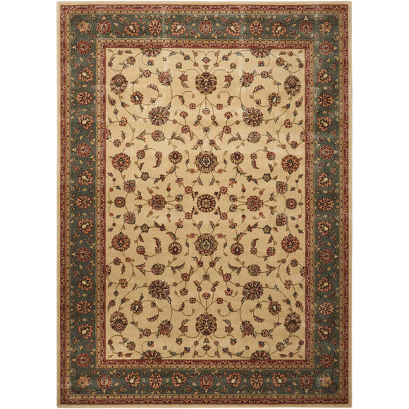 BD04 Ivory-Traditional-Area Rugs Weaver