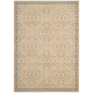 RI01 Sand-Traditional-Area Rugs Weaver
