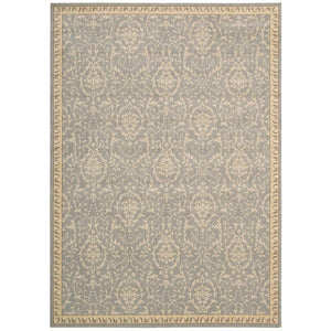 RI02 Blue-Traditional-Area Rugs Weaver