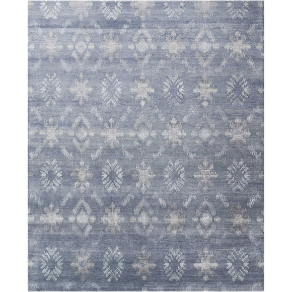 SHA05 Blue-Transitional-Area Rugs Weaver
