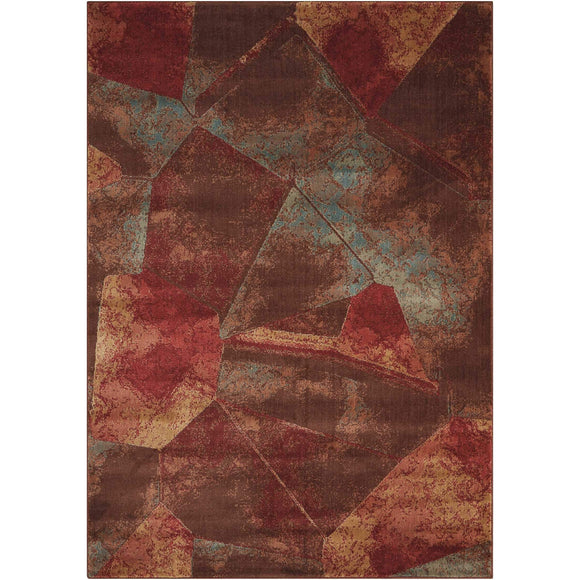 ST77 Multi-Modern-Area Rugs Weaver