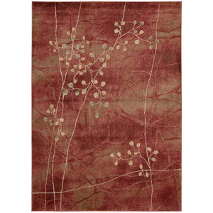 ST74 Red-Transitional-Area Rugs Weaver
