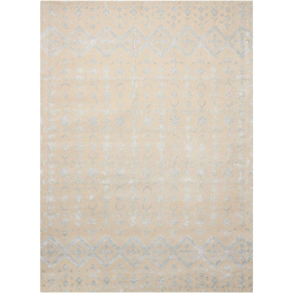 SYM13 Ivory-Traditional-Area Rugs Weaver