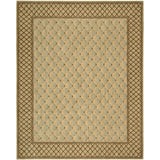 VA26 Green-Traditional-Area Rugs Weaver