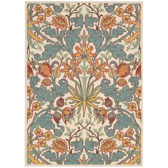 VIS58 Ivory-Transitional-Area Rugs Weaver