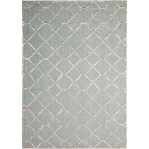 VIT13 Green-Modern-Area Rugs Weaver