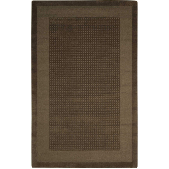 WP20 Brown-Casual-Area Rugs Weaver