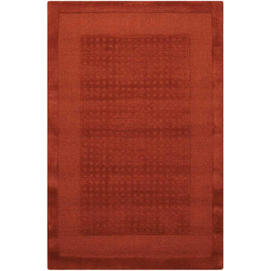 WP20 Red-Casual-Area Rugs Weaver