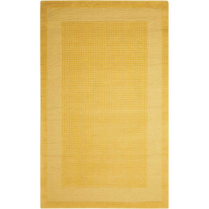 WP30 Yellow-Casual-Area Rugs Weaver