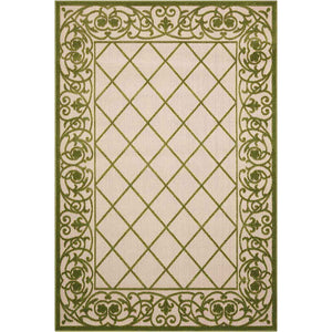 ALH16 Green-Outdoor-Area Rugs Weaver