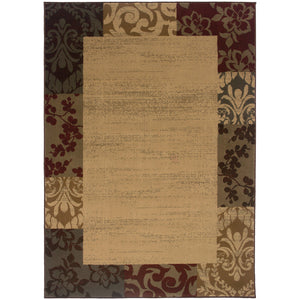 AME 2166J-Casual-Area Rugs Weaver