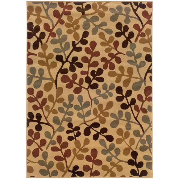 AME 8126W-Casual-Area Rugs Weaver