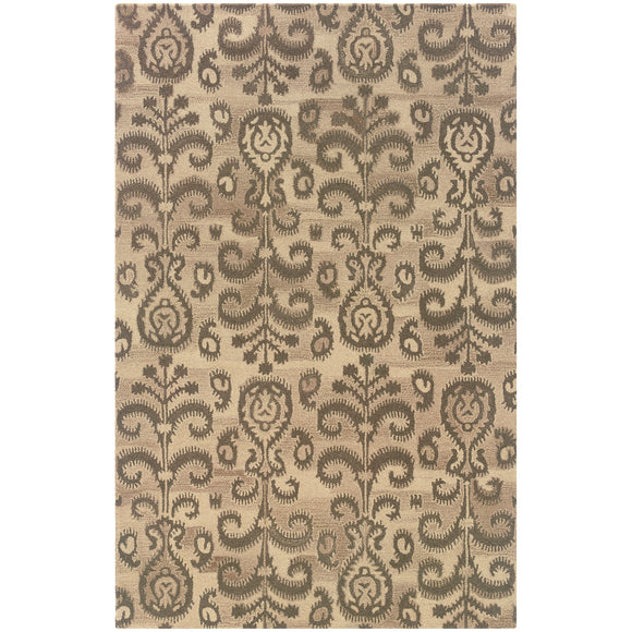 ANA 68002-Casual-Area Rugs Weaver