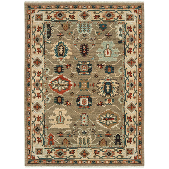 ANATO 530U3-Traditional-Area Rugs Weaver