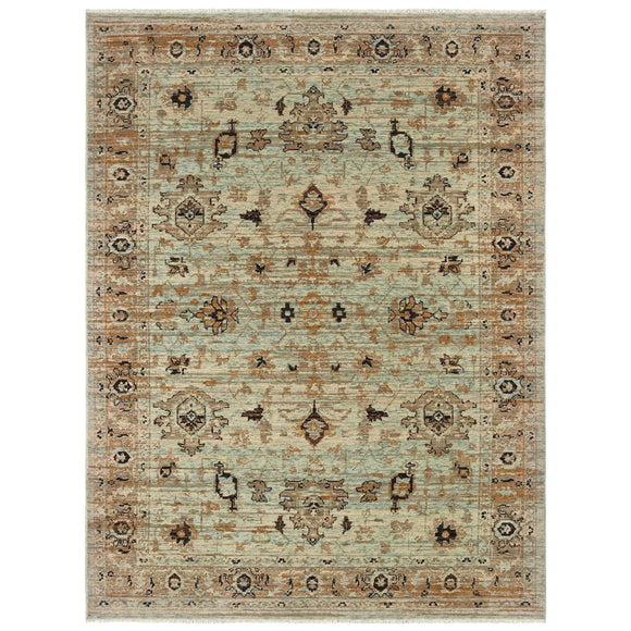 ANATO 8020H-Traditional-Area Rugs Weaver