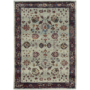 ANR 6842D-Casual-Area Rugs Weaver