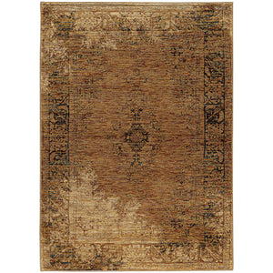 ANR 6845D-Casual-Area Rugs Weaver