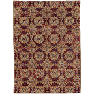 ANR 6883A-Casual-Area Rugs Weaver
