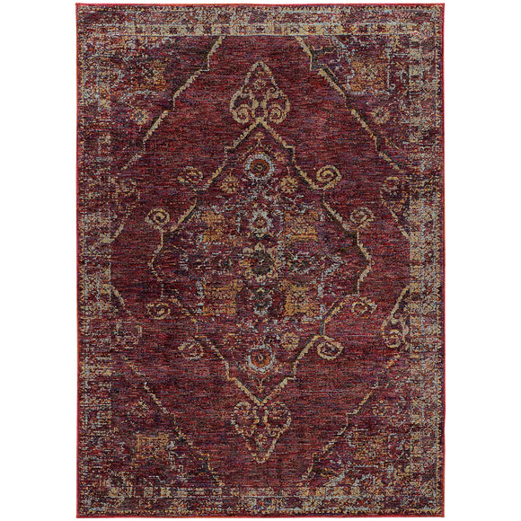 ANR 7135E-Casual-Area Rugs Weaver