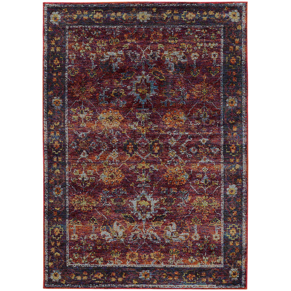 ANR 7153A-Casual-Area Rugs Weaver