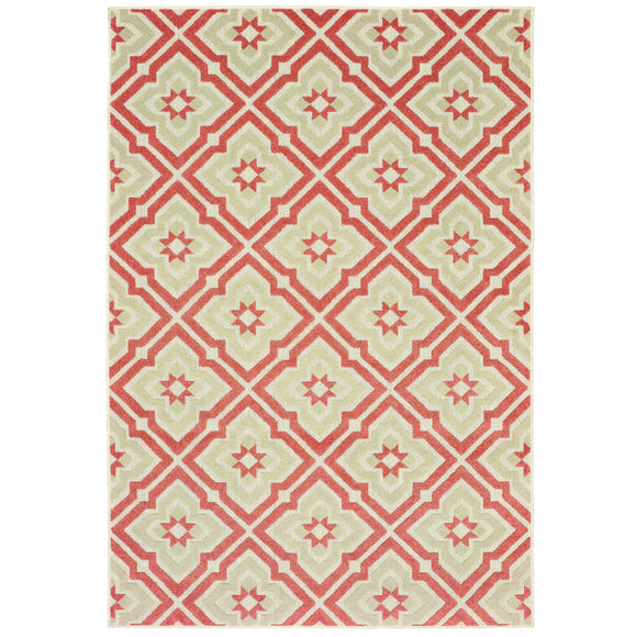 BAB 1801C-Outdoor-Area Rugs Weaver