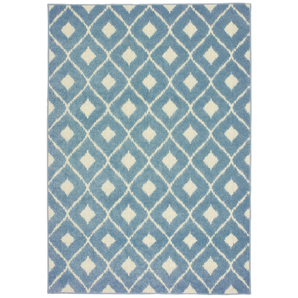 BAB 5502B-Outdoor-Area Rugs Weaver