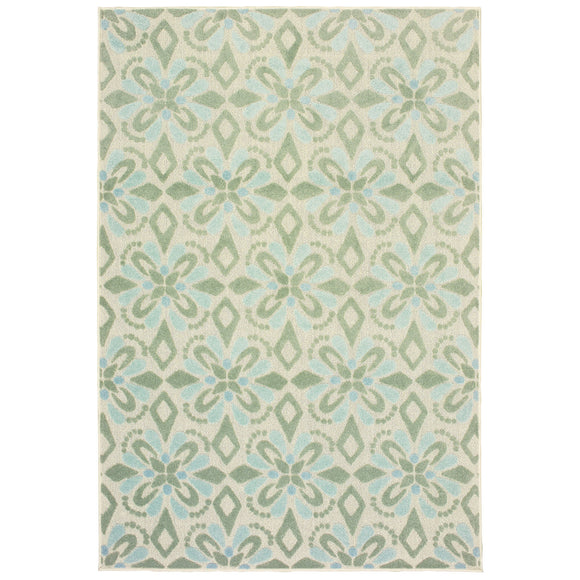 BAB 5994J-Outdoor-Area Rugs Weaver